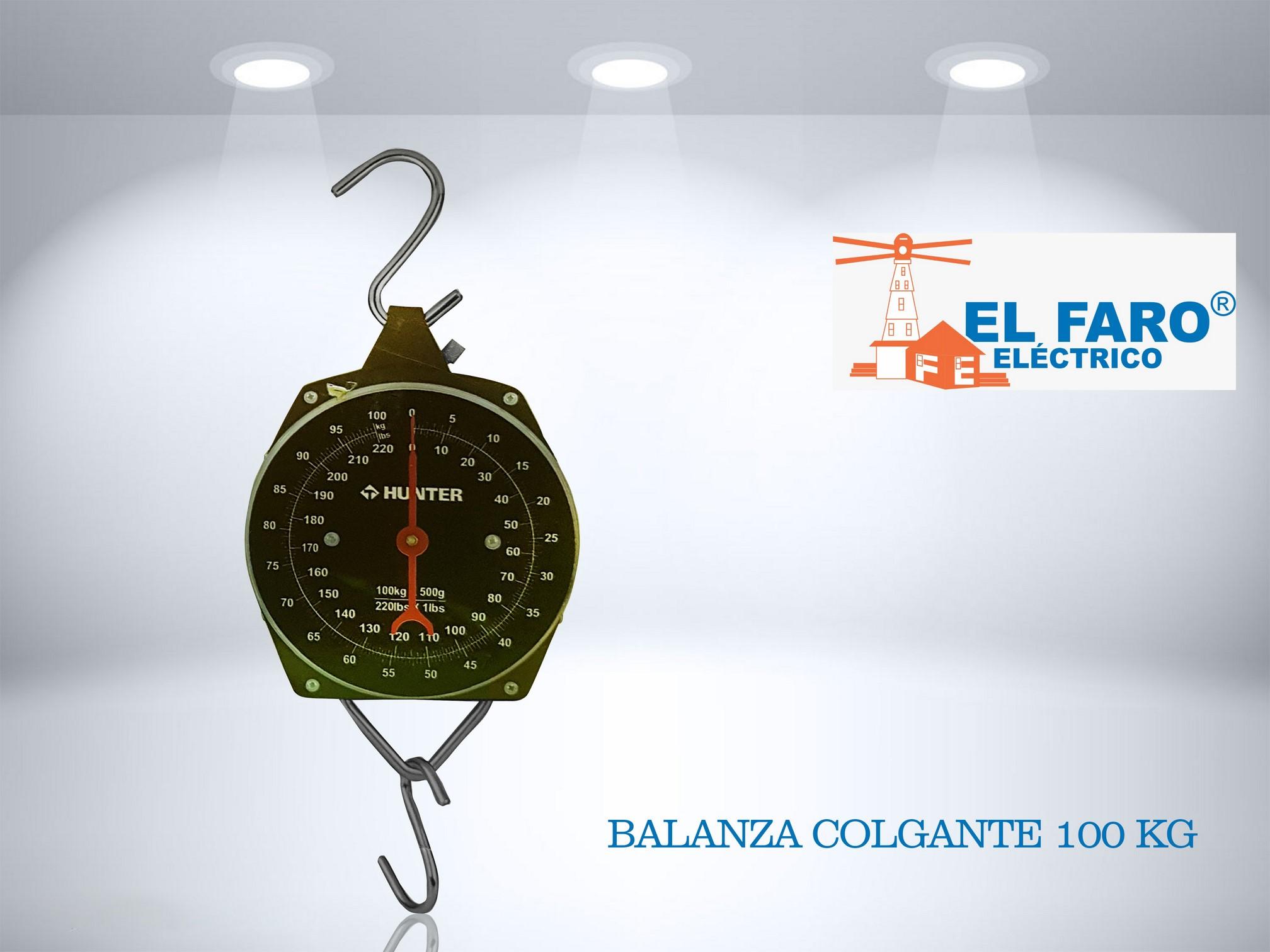 Balanza colgante