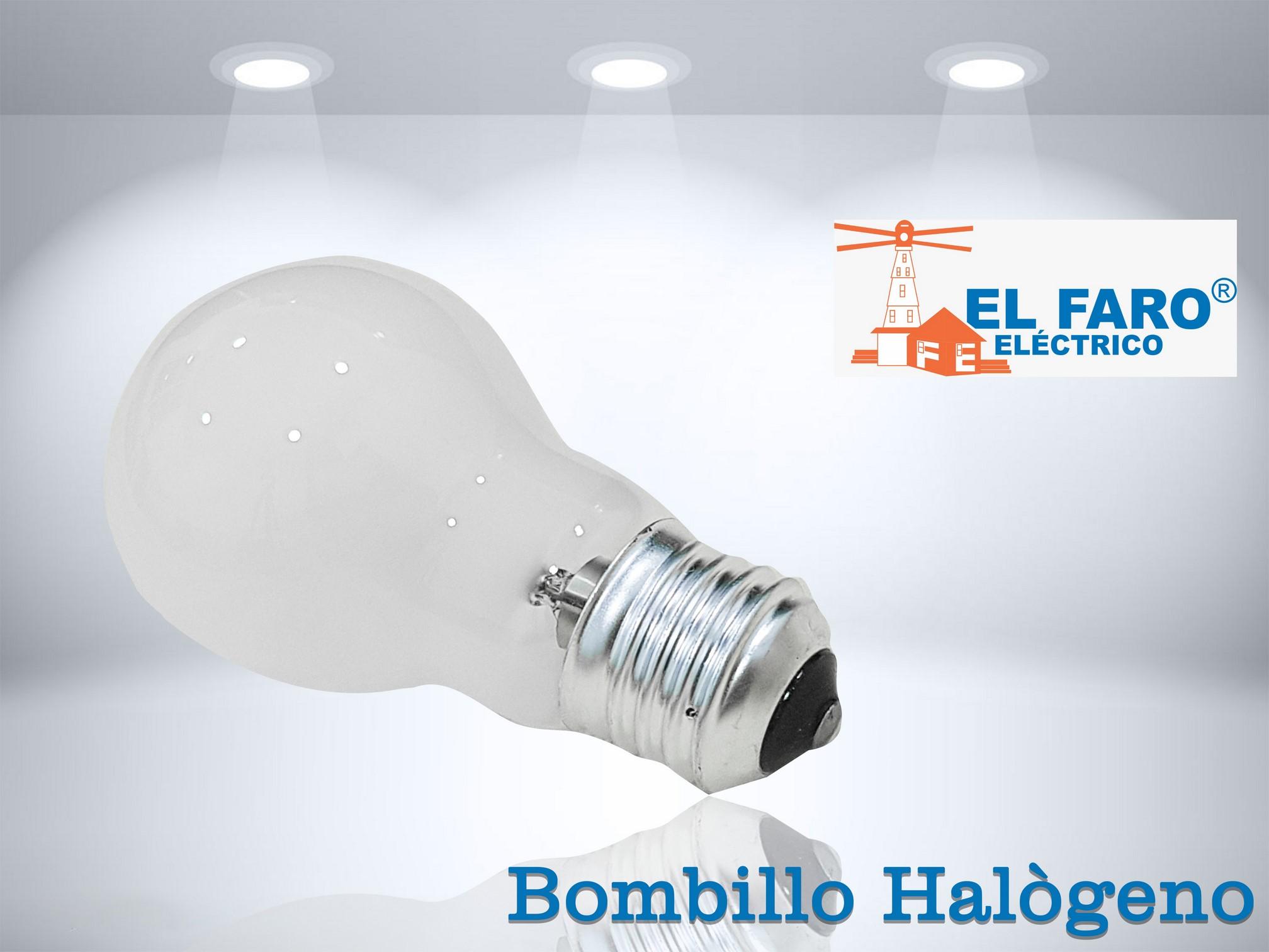 Bombillo Halògeno