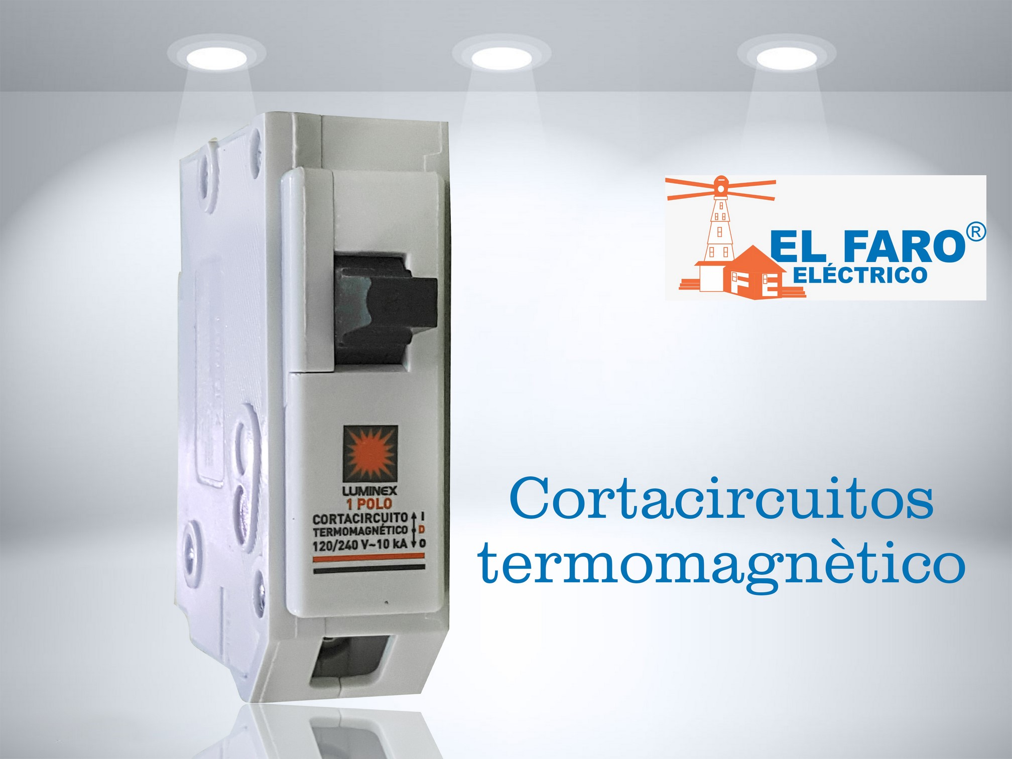 Cortacircuitos electromagnético