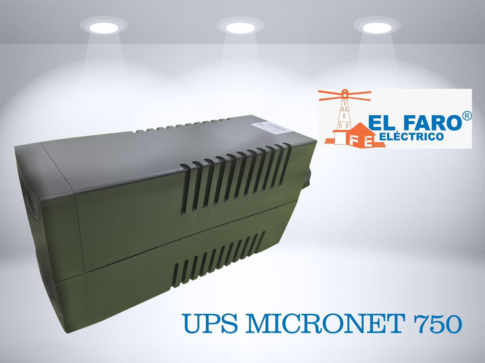 UPS Micronet 750