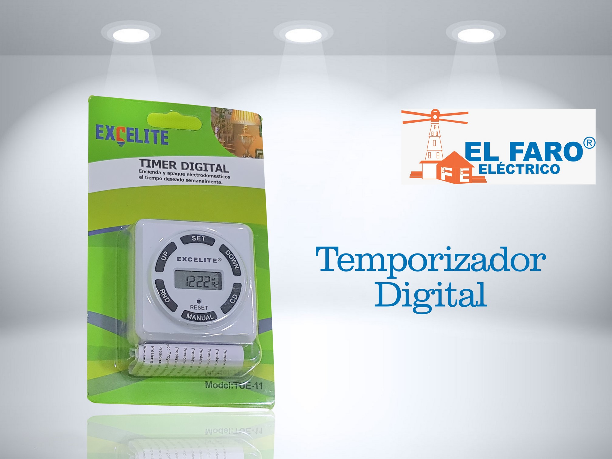 Temporizador digital