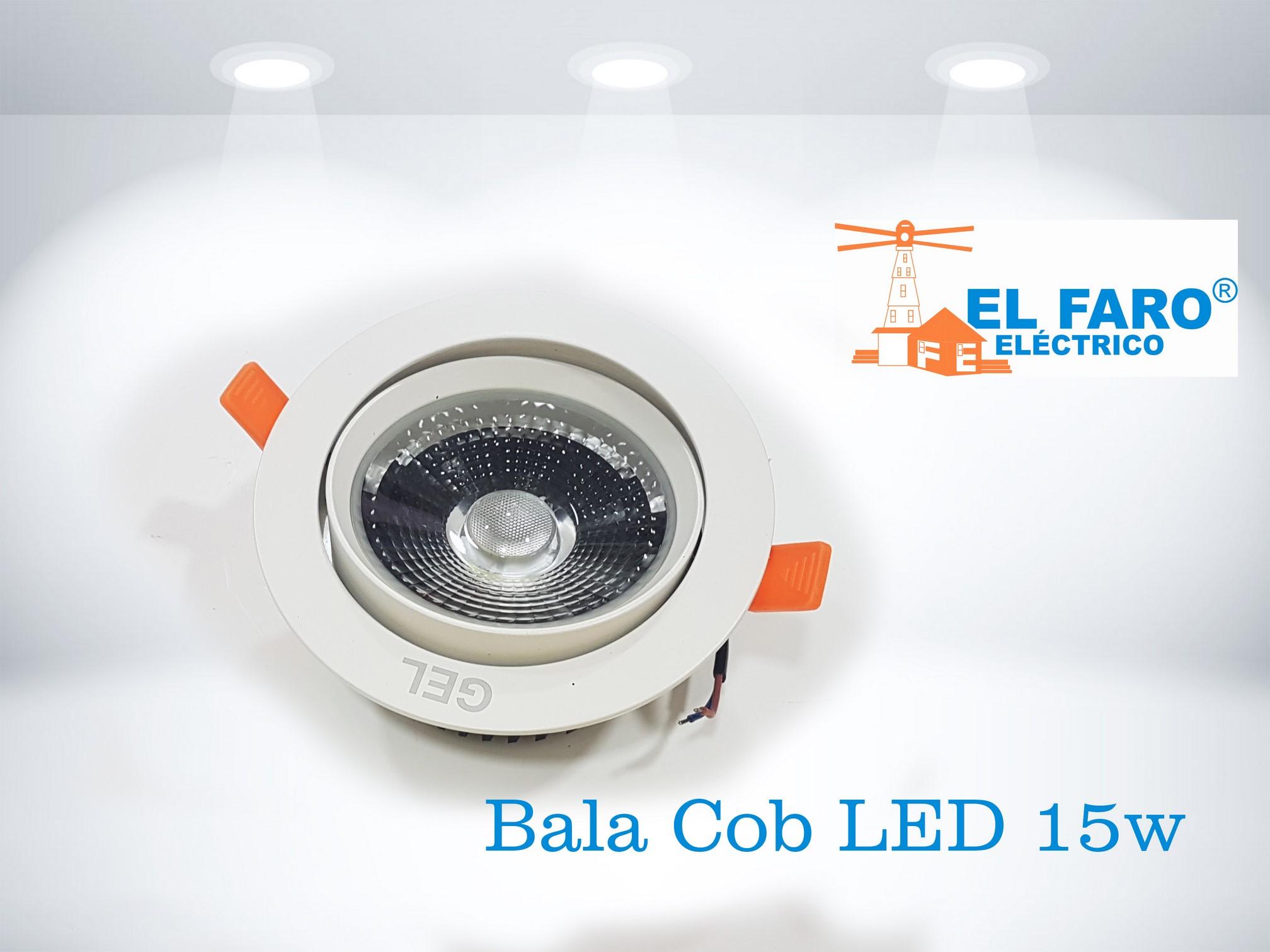 Bala Cob LED 15w