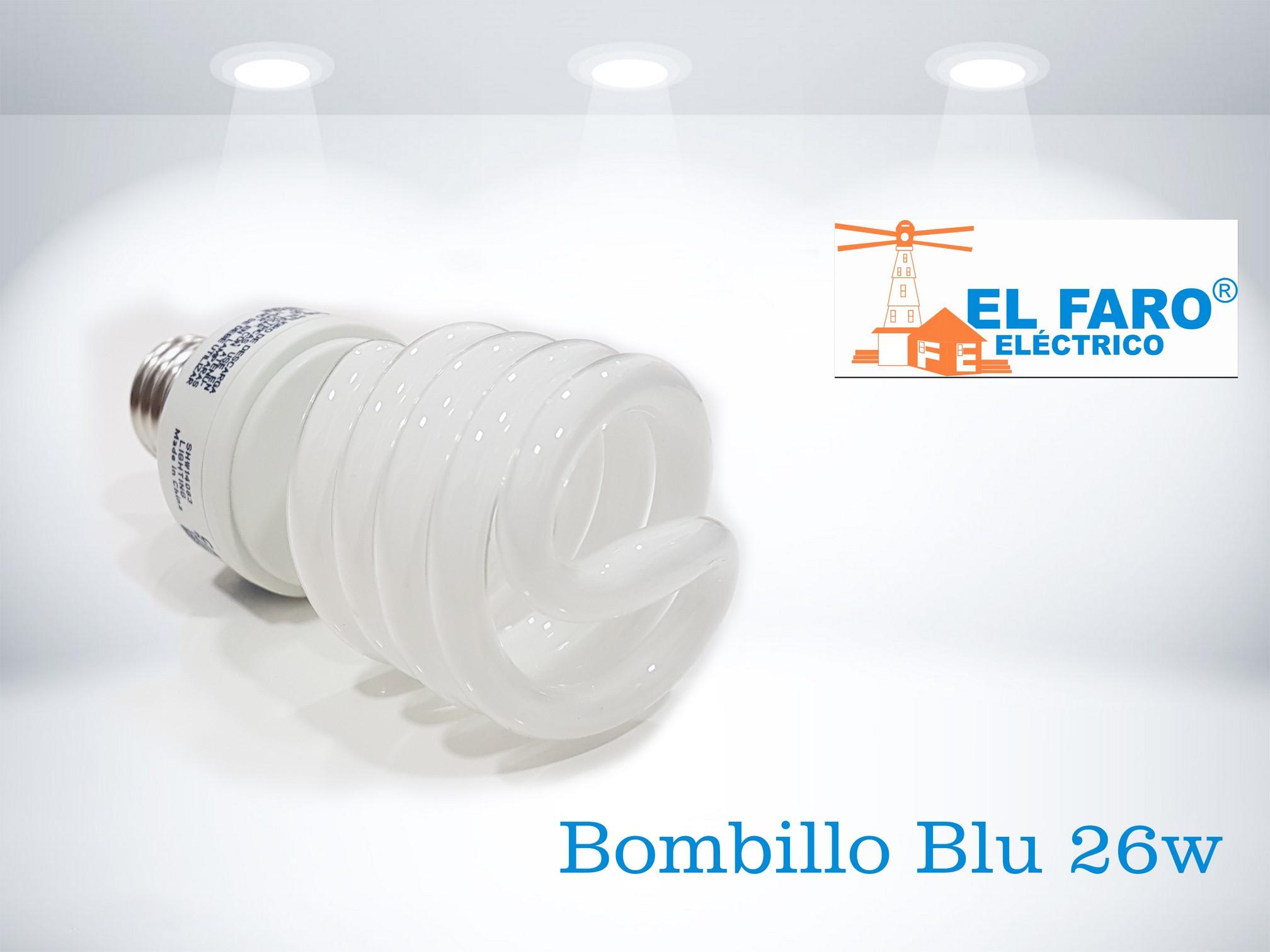 Bombillo Blu 23w