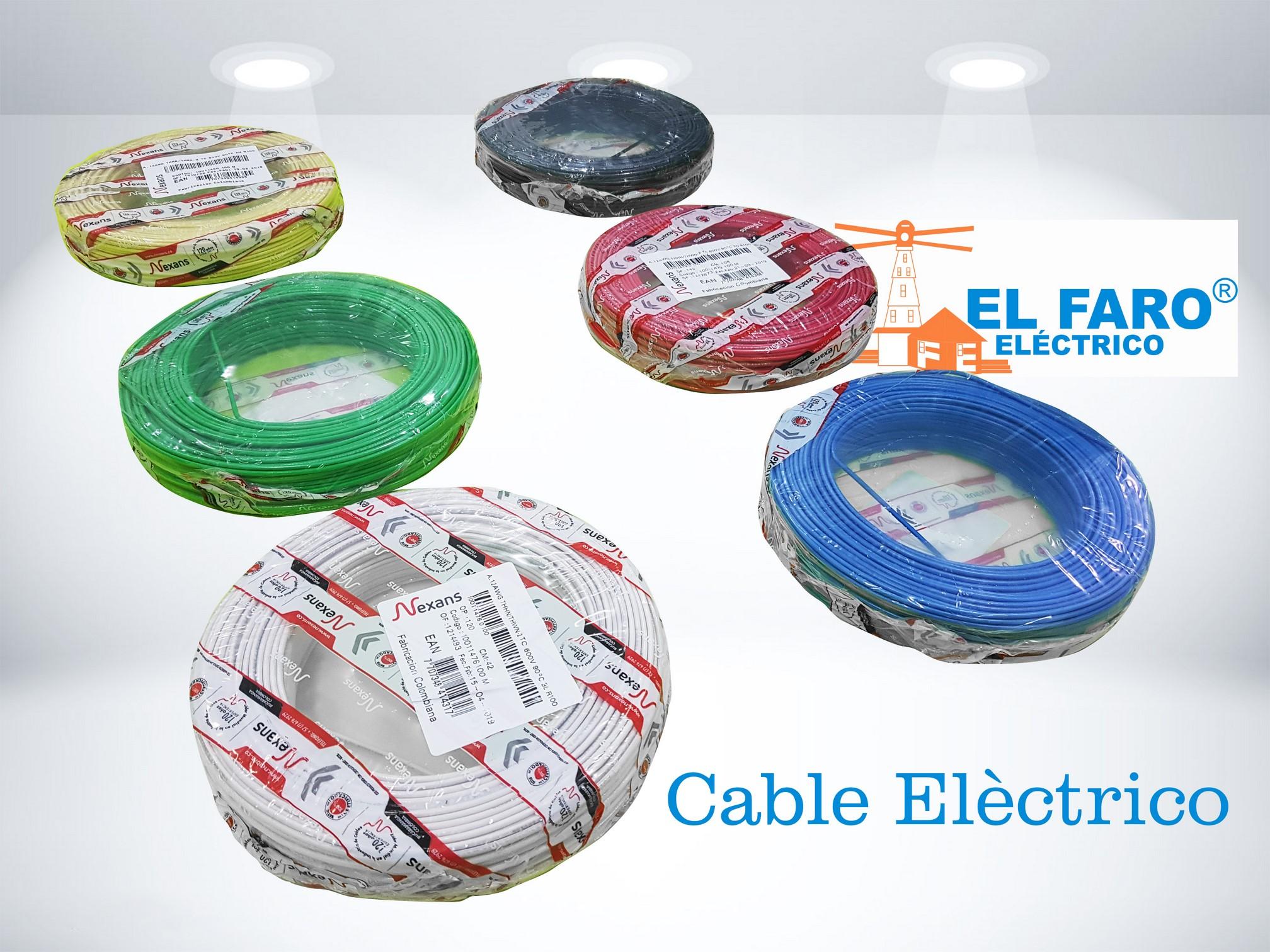 Cable Eléctrico No. 14